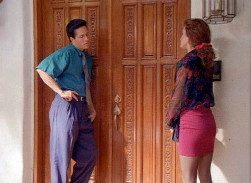What the detectives wear to work in Silk Stalkings