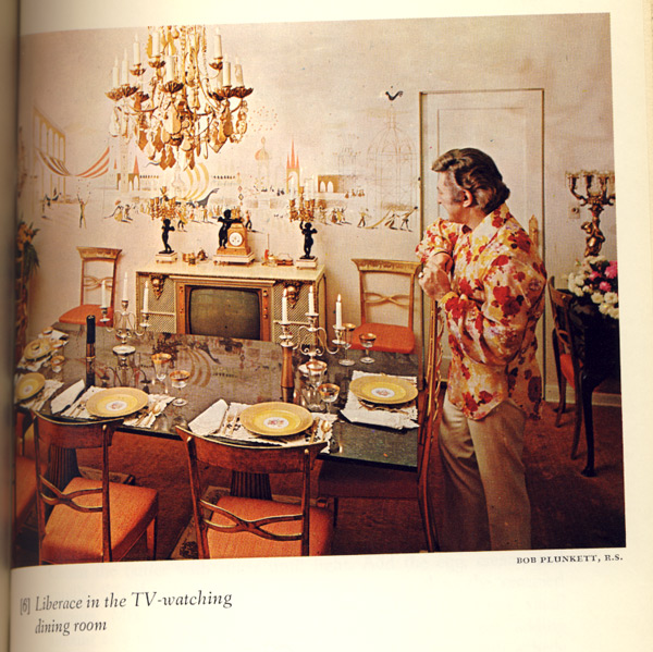 Liberace Tv Dining