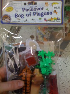 bag of plagues, the toy!