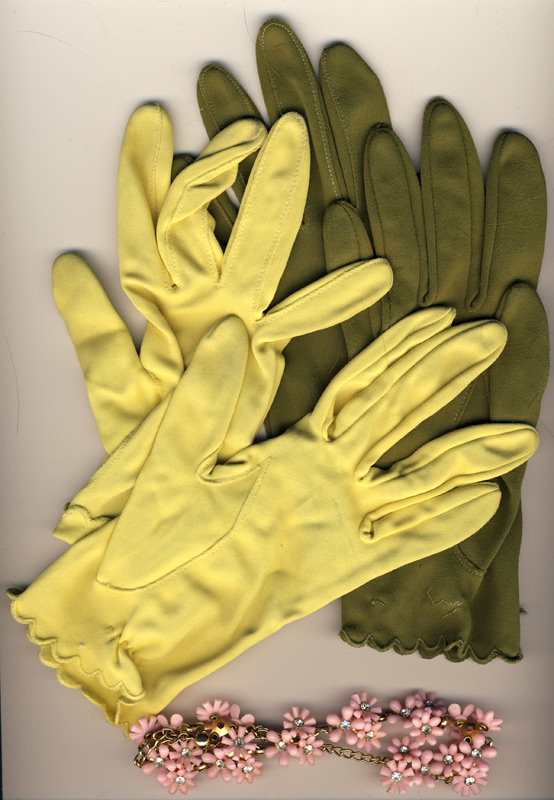 spring time gloves
