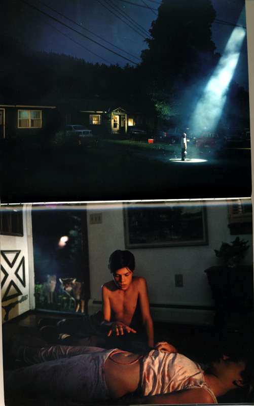 Greg Crewdson Twilight in Tank Magazine