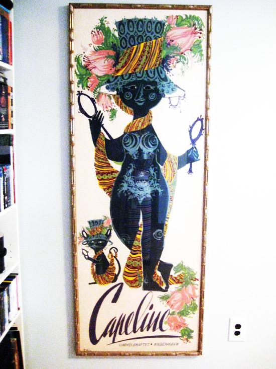 bjorn wiinblad poster
