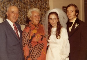 mother and father stermer with uncle joe and some woman