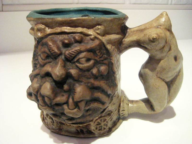 Jim Rumph Mug