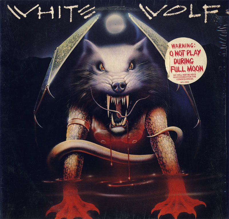 White Wolf - Standing Alone