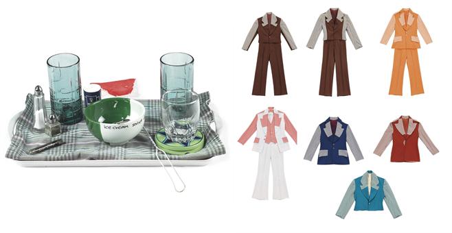 James Brown's clothes