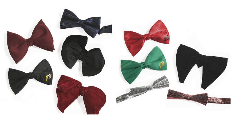 James Brown's bow tie collection