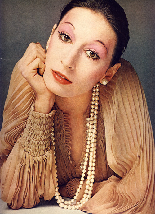 Anjelica Huston 1972