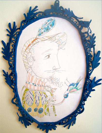 david capra painting