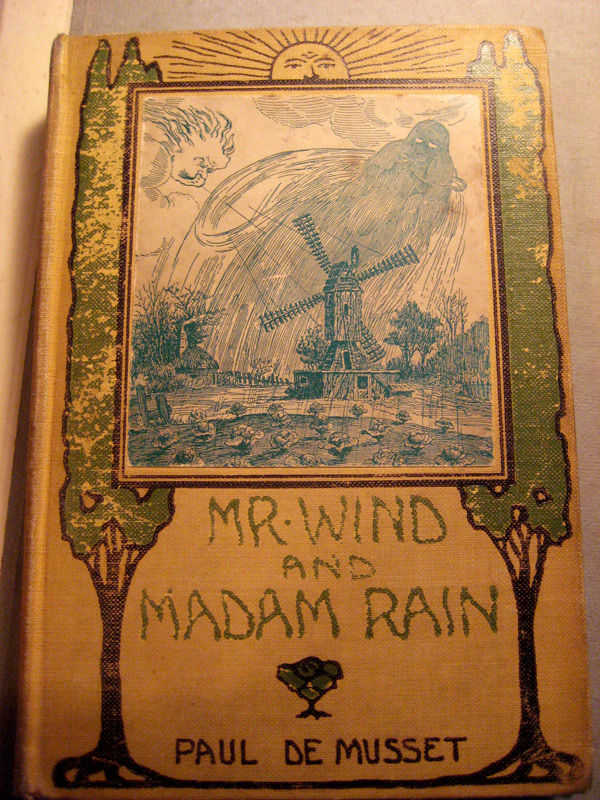 Mr Wind and Madam Rain