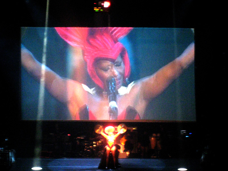 grace jones hammerstein