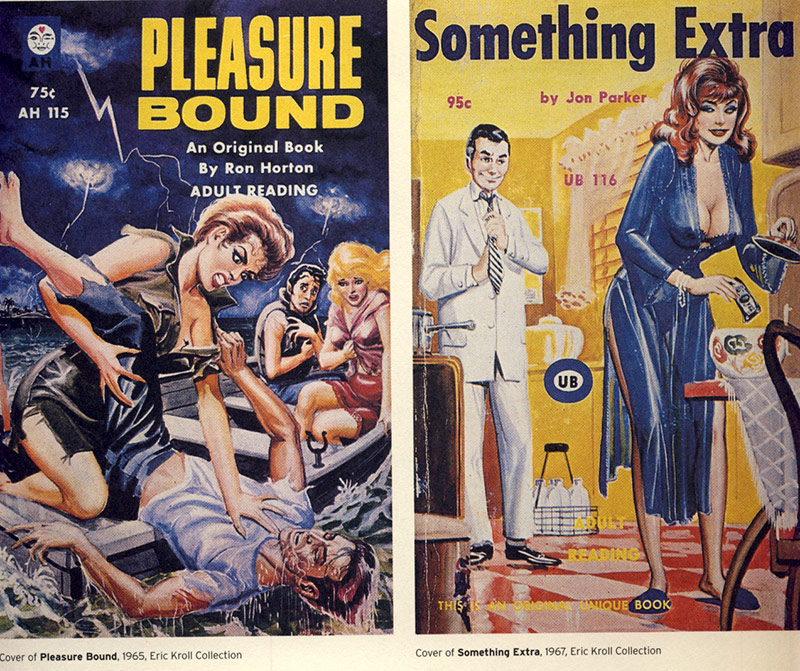 Eric Stanton: Pleasure Bound and Something Extra