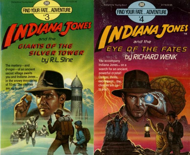 Indiana Jone: Find Your Fate 2