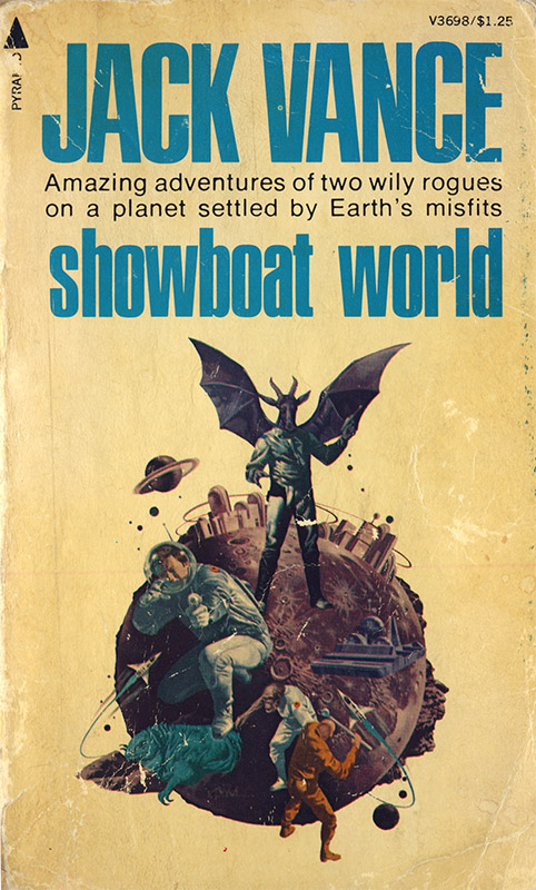 Jack Vance: Showboat World