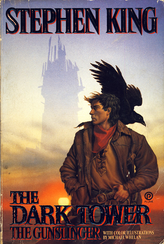The Dark Tower Book 1: The Gunslinger