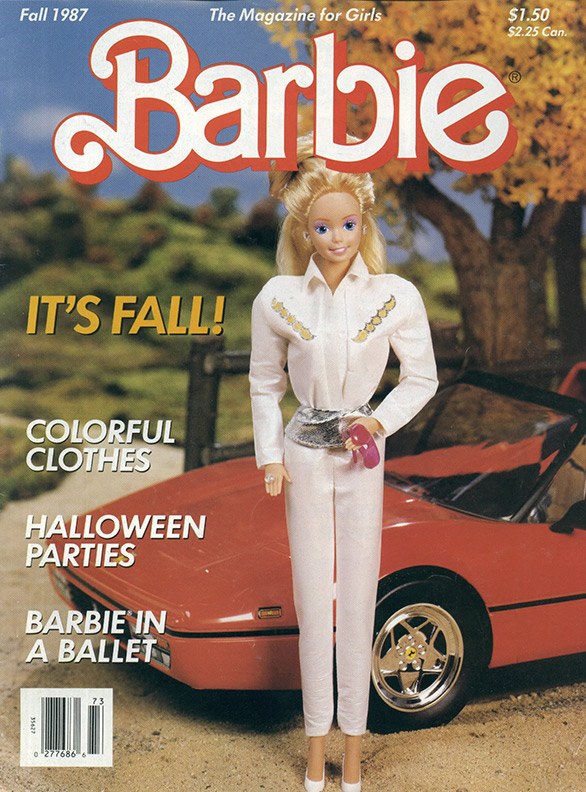 Barbie Fall 1987