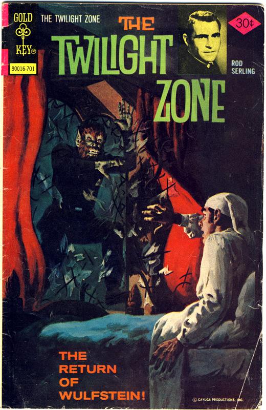 twilight zone return of wulfstein