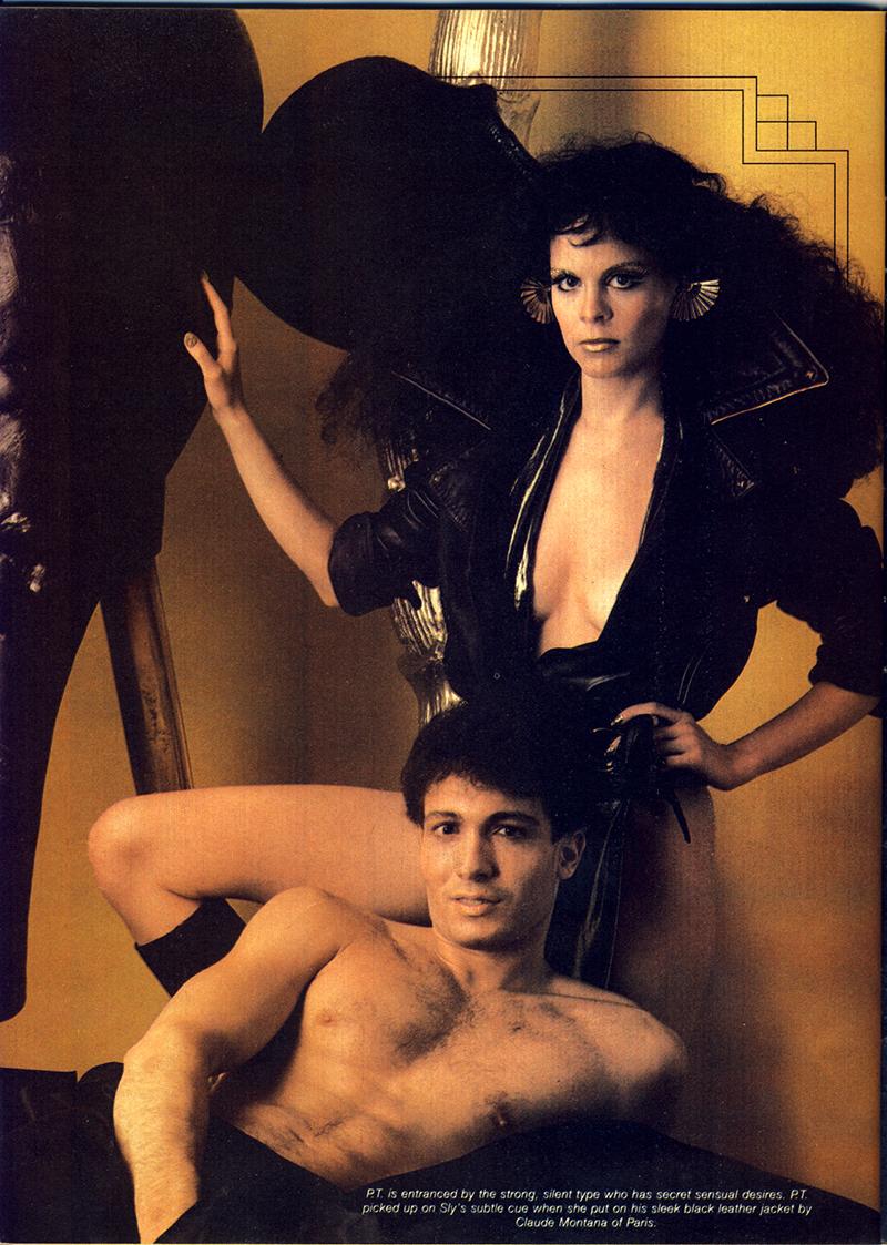 Gallery Magazine Fall Fashion 1981