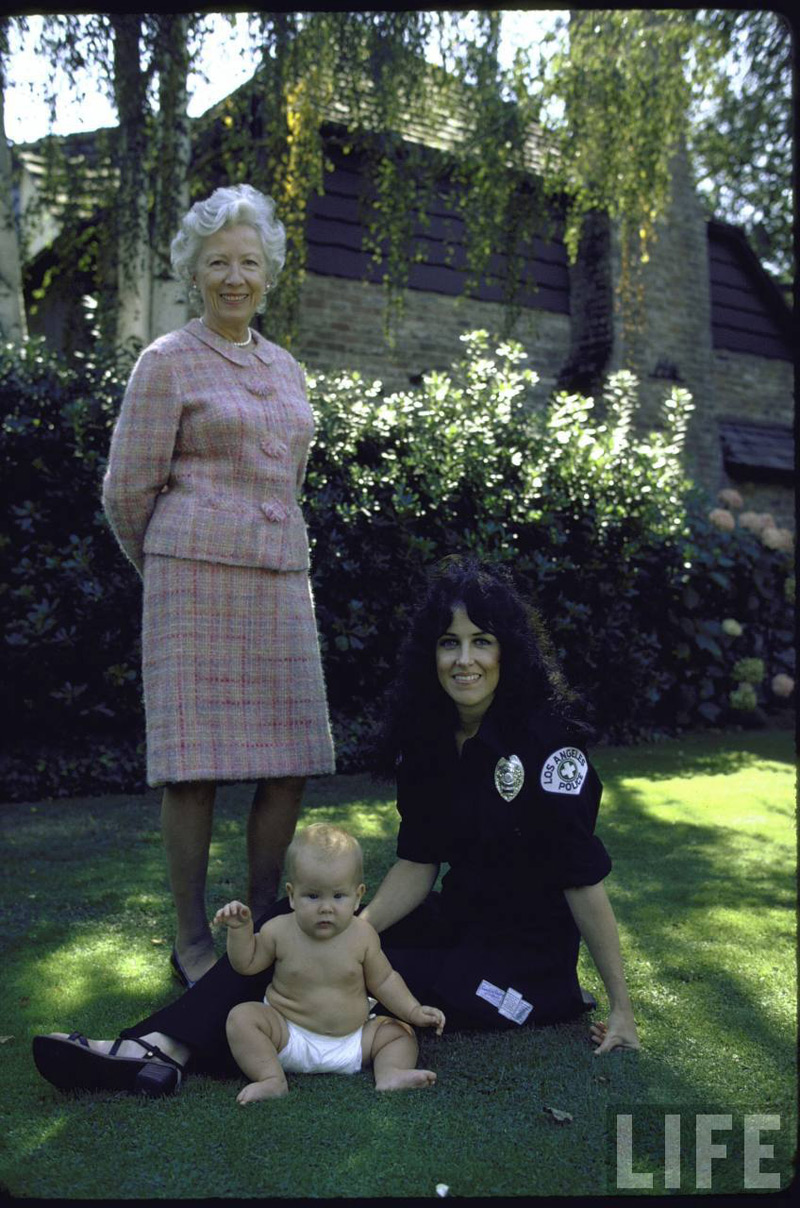grace slick and family
