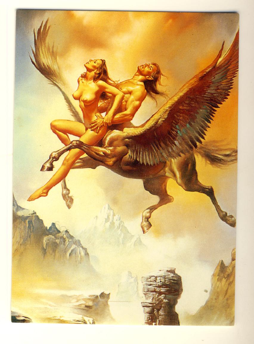 flying centaur