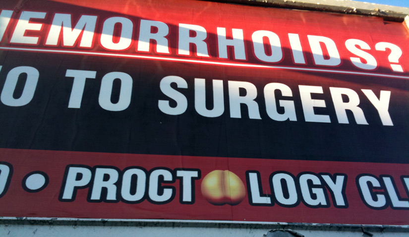 say no to hemorrhoid surgery