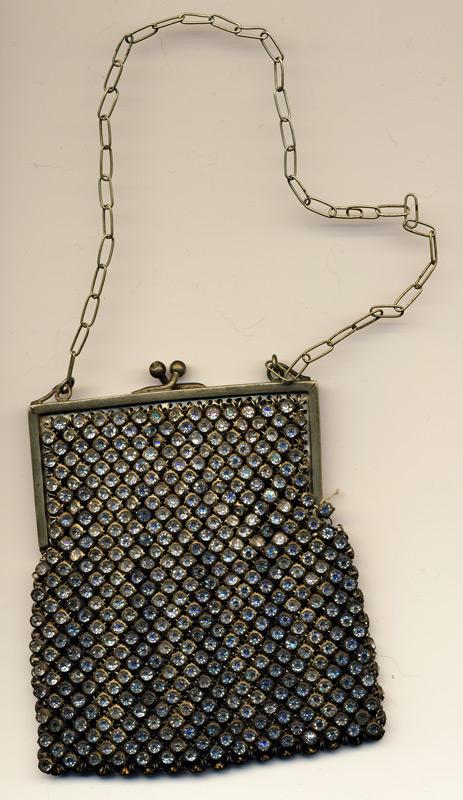 rhinestone purse