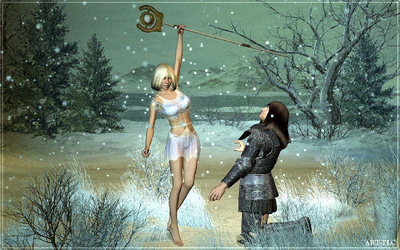 """""""Snow Princess"""""""