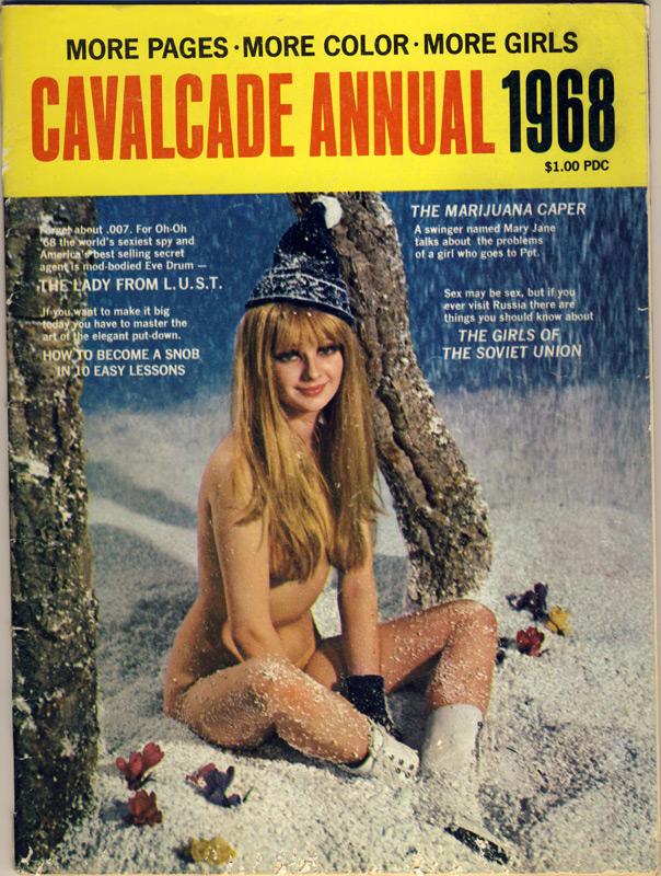 cavalcade 1968 magazine
