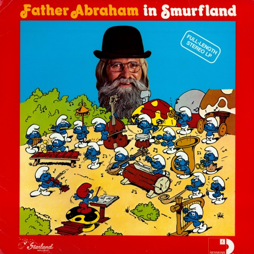 father abraham in smurfland albumn